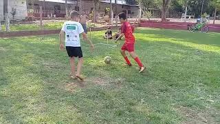 1 Vs 1 - Lucas X Felipe - Golzinho