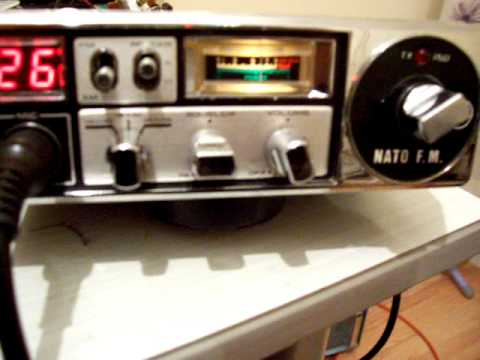 80m Amateur Radio AM on a CB Radio PART 1