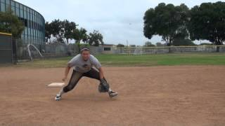 Kaylee Patterson Softball Skills
