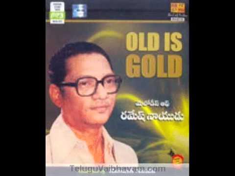 Jorumeedunnave Tummeda Sivaranjani   RameshNaidu Music