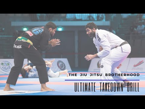 The Ultimate BJJ Takedown Drill | Jiu-Jitsu Brotherhood Image 1