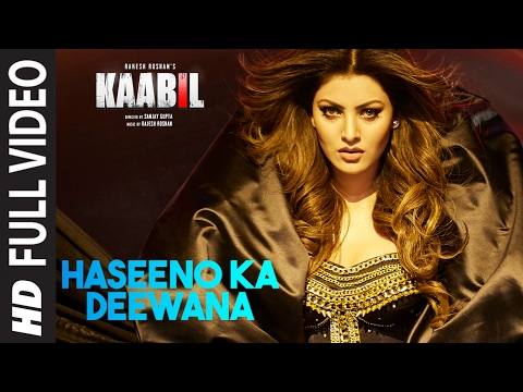 Haseeno Ka Deewana Full Video Song | Kaabil | Hrithik Roshan, Urvashi Rautela | Raftaar & Payal Dev thumbnail