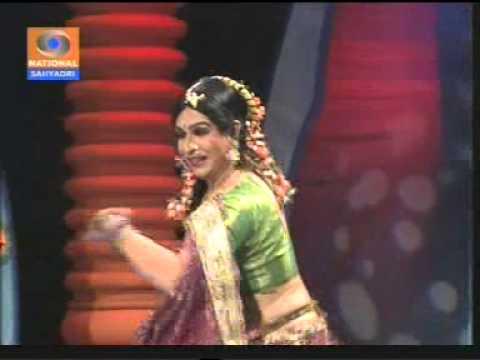 Lavani Dhina Dhin Dha - Bharat Jethwani.mpg video