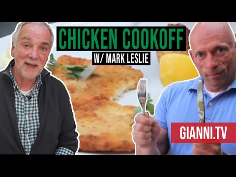 Chicken and Potatoes Cook-off (Italian recipes)