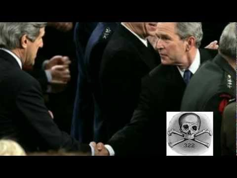 Obama Picks Skull & Bones Iraq warmonger John Kerry for Secretary of State!