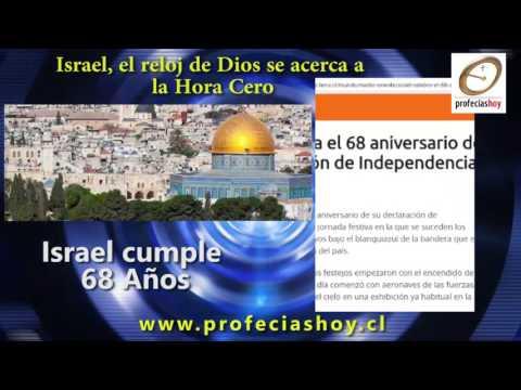 Israel, Reloj De Dios Cumple 68 Años [Noticias Proféticas Sábado 14 De Mayo 2016]