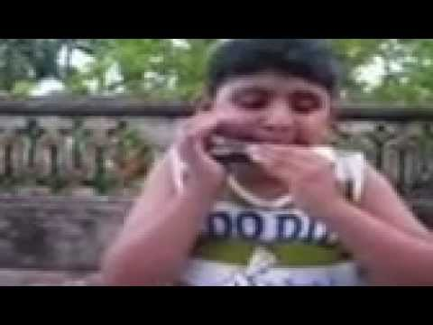 Mera Naam Chin Chin Chu (Howrah Bridge) - Harmonica By Shubhranill...