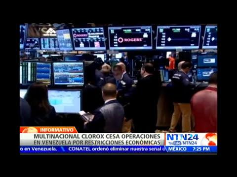 Multinacional Clorox detiene sus operaciones en Vzla por restricciones impuestas por el Gobierno