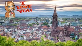 I Kind of Love it Here! Freiburg, Germany