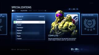 Halo 4 Tips & Tricks | Operator Specialization Details | Unlock Armor & Wheelman Tactical Package
