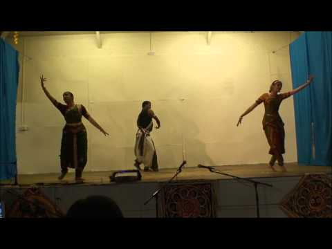independance day dance 2013 by VirajaVinita & Shambu - Bhaktidham...