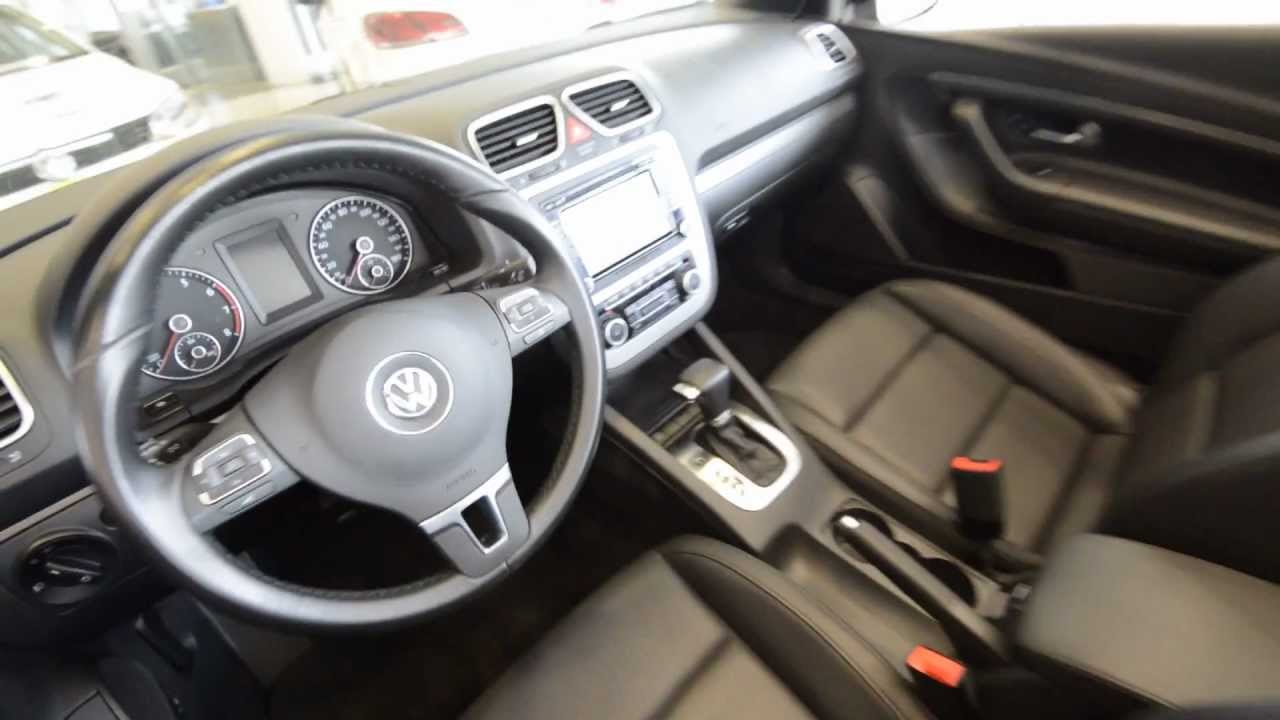 2012 Volkswagen Eos Komfort Convertible - Viewing Gallery