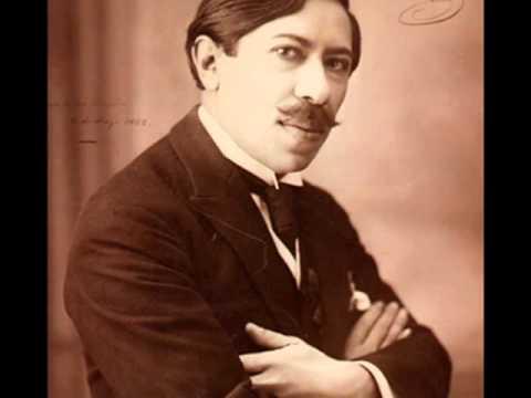 Agustín Barrios plays Agustín Barrios Vals Nº 3