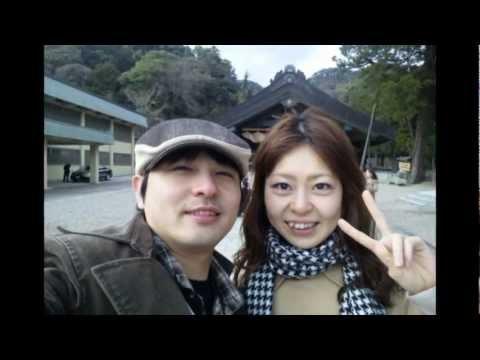 結婚式 プロフィールビデオ 『足あと』オリジナルソング 201173 weddingvideo