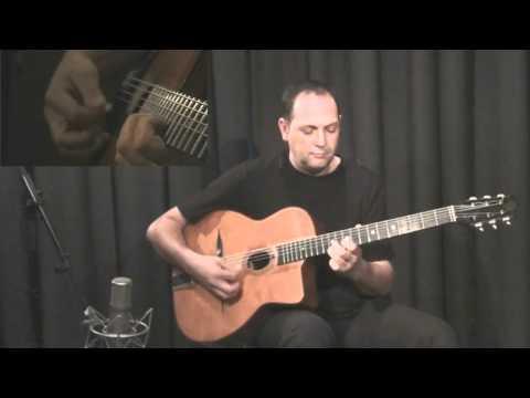 Rosenberg Academy: Stochelo Rosenberg - Gypsy Groovin' - demonstration