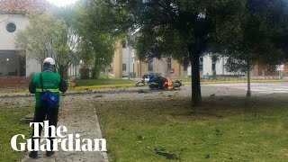 Bogotá car bomb kills at least nine people