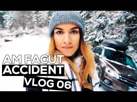 Am facut ACCIDENT| VLOG #06