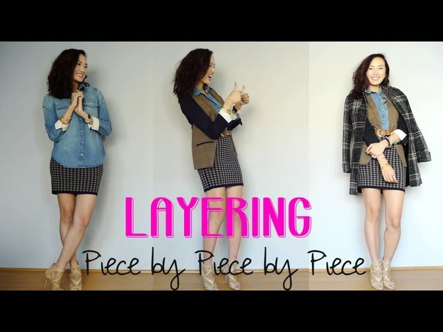 Layering Piece By Piece By Piece