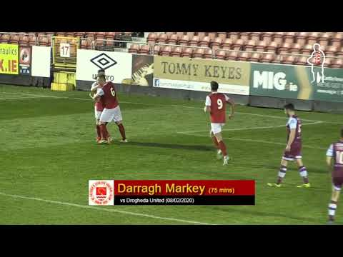 Goal: Darragh Markey (vs Drogheda United 07/02/2020)