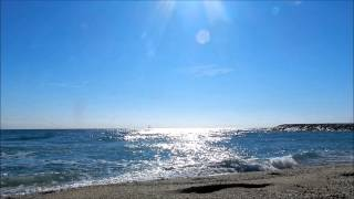 Relaxing sounds to study: sounds of nature to study. Sounds of the sea, HD 1080p
