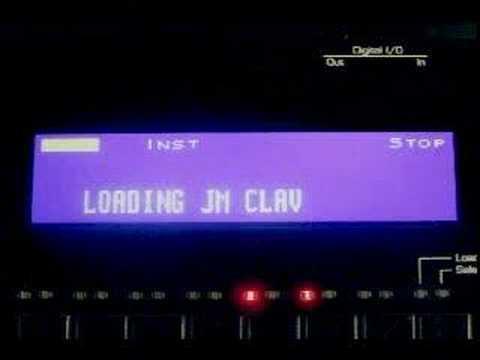 ASR-10 Blue Screen Boot