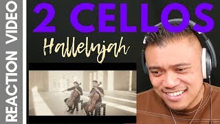 2cellos Hallelujah Reaction Vids With Bruddah Sam