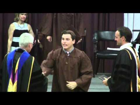 CRESPI CARMELITE HIGH SCHOOL -  GRADUATION 2014 - 05/28/2014