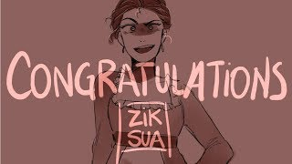 Congratulations Animatic