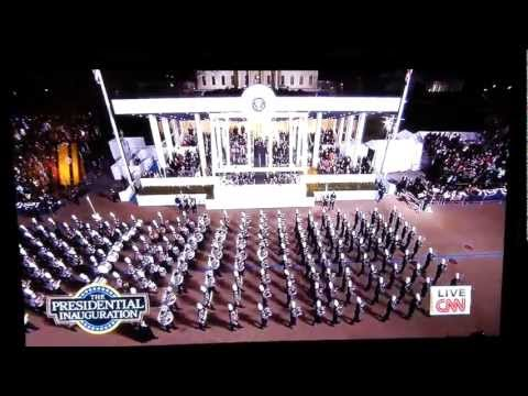 The Dobyns Bennett High School Matching Band @ The 2013 Presidential Inauguration Parade