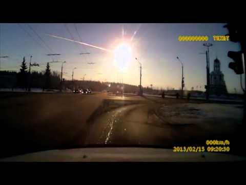 Метеорит Челябинск Подборка / Meteor falls in Russia  18+