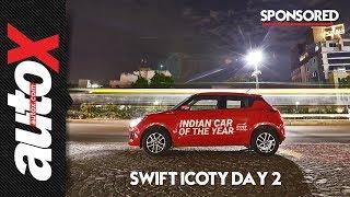 Maruti Suzuki Swift ICOTY Drive 2019 - Day 2 | Sponsored Feature | autoX