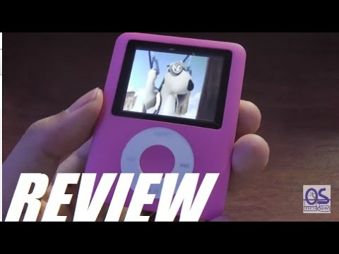 REVIEW: ACE DEAL AD003 8GB Mp3/Mp4 Media Player
