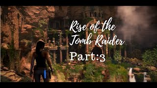 Lets play Rise of the Tomb Raider Teil 3 : erstes Aufeinandertreffen mit Trinity