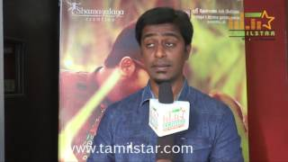 Adhiroopan At Mupparimanam Movie Team Interview