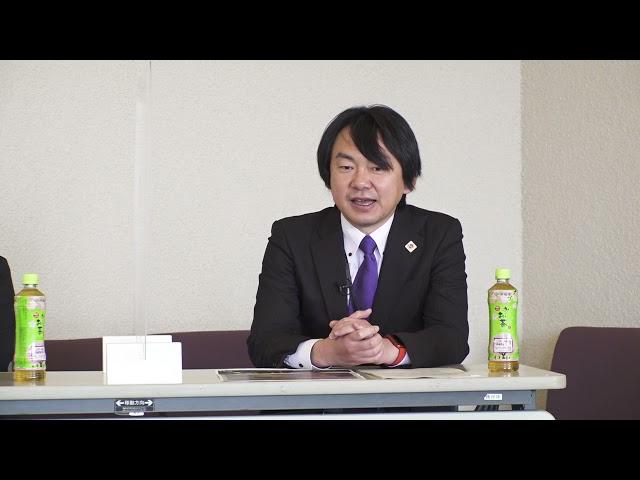 画像:「秋田フォーラム 座談」の動画のサムネイル 外部サイトへ移動します