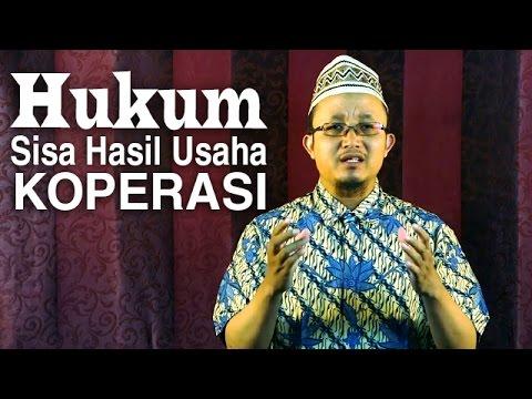 Ceramah Singkat: Hukum SHU Koperasi - Ustadz Aris Munandar