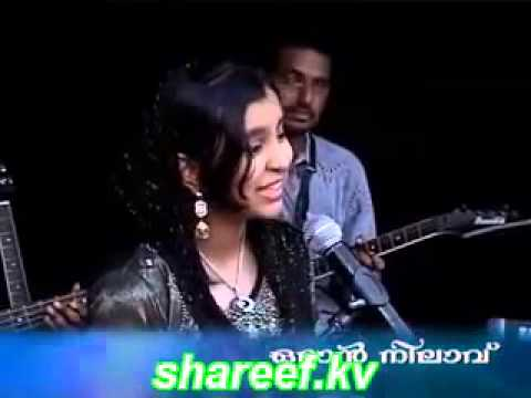 Kuyiline Thedi - Shelja Shaji - Mappila Songs, Oman Nilavu video