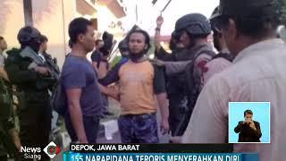 (4.55 MB) Detik-detik 155 Napi Teroris Serahkan Diri di Mako Brimob - iNews Siang 10/05 Mp3
