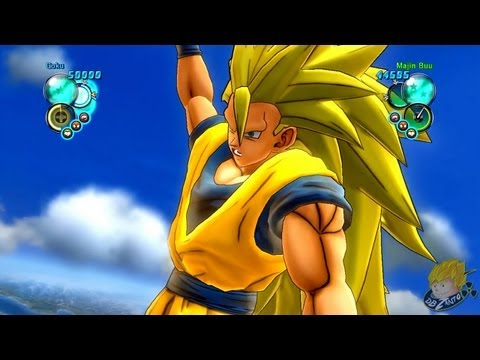 Dragon Ball Z Ultimate Tenkaichi: All Ultimate Attacks �HD�