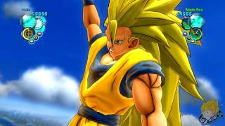 Dragon Ball Z Ultimate Tenkaichi_ All Ultimate Attacks HD