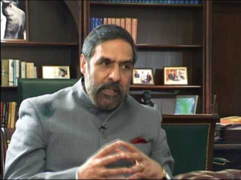 World Business: Anand Sharma Interview  08/01/10