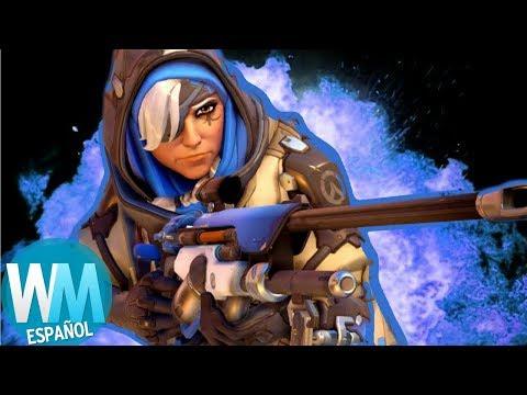 ¡Top 10 RIFLES de Francotirador en Videojuegos!