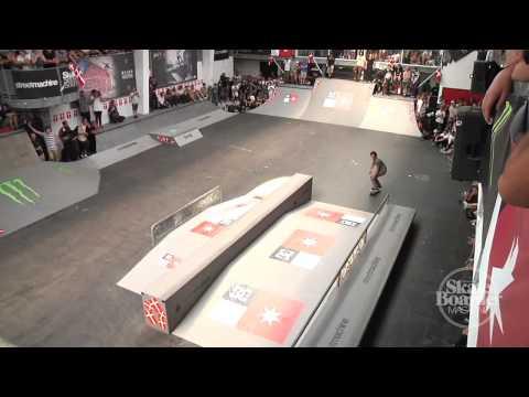 Skateboarder Magazine's exclusive Copenhagen Pro Finals 2013*