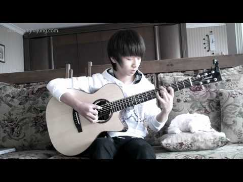 (Eric Clapton) Wonderful Tonight - Sungha Jung
