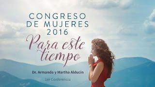 Congreso de Mujeres 1er conferencia
