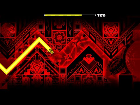 BloodLust New Version! [UPCOMING EXTREME DEMON] by Manix648 (AV) | Geometry Dash 2.0