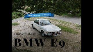 BMW E9 2800 CS (1/2)- Historia y evolución