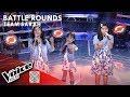 Camille, Ramjean, & Yshara - Mundo | Battle Rounds | The Voic...