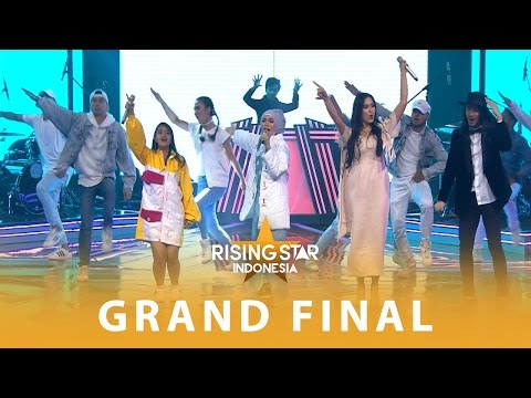 "Osvaldorio, Indah, Hanin, Ghaitsa ""Rockabye"" 