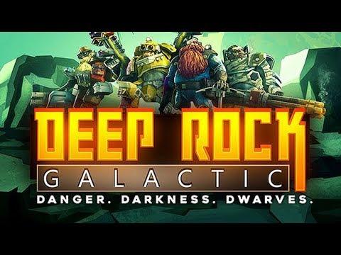 Deep Rock Galactic ► Первый взгляд ► №1 (стрим)
